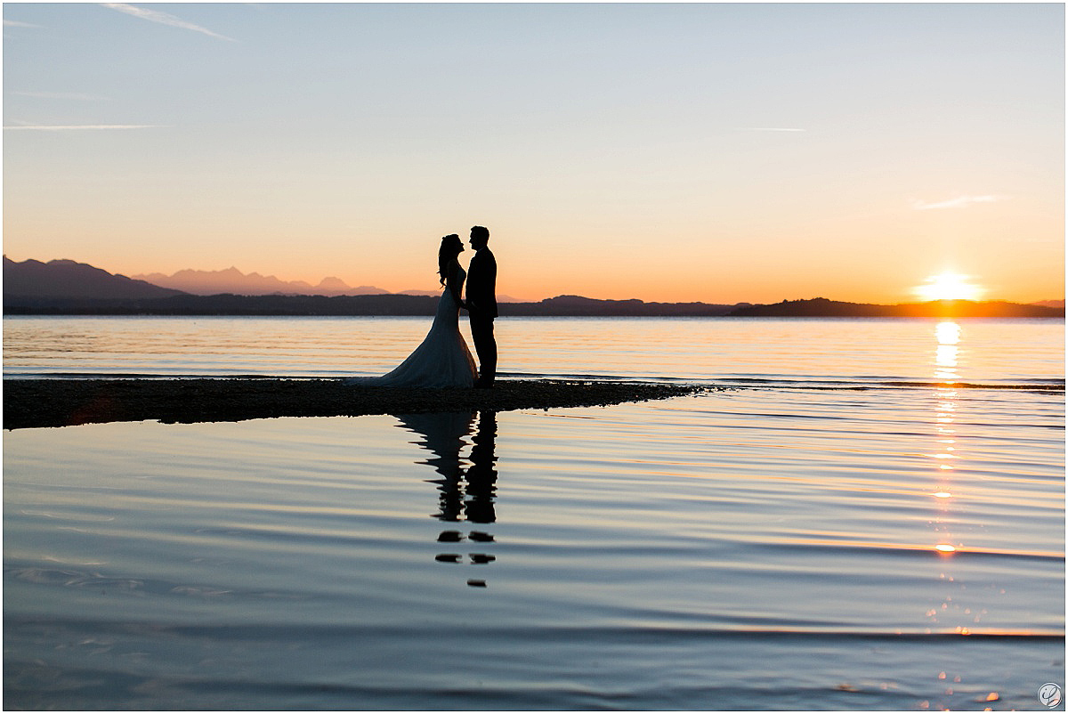 After Wedding Am Chiemsee Hochzeitsfotograf Munchen